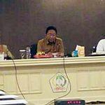 Harganas Tahun 2018 Diselenggarakan di Manado, Tim Verifikasi dari BKKBN dan Setmil Kepresidenan Temui Walikota GSVL
