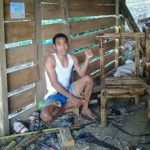 Butuh Sentuhan Pasaran, Pengrajin Bambu Batik Bowongkulu Berharap Pada Pemerintah