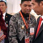 Presiden Jokowi Minta Bupati VAP Sejahterahkan Warga Minut
