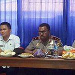 Wakapolda Sulut Supervisi OMP Pilkada Mitra Satgas Polres Minsel