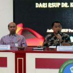 Sukses 2 Kali Lulus Akreditasi JCI, RSUP Dr Kariadi Semarang Share Ilmu di RSUP Kandou