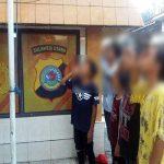 Asyiik Hirup Ehabond, 3 Remaja Diciduk Polsek Wenang