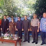 Bupati VAP Irup Harkitnas Ke-110 di Pemkab Minut