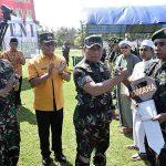 Pangdam XIII/Merdeka: Opster Sintuwu Maroso Bangkitkan Semangat Nasionalisme