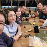 Dandim 1301/Sangihe Coffee Morning Bareng Wartawan Manado