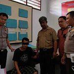 Aniaya Orvil Tulandi, Muri Dijemput Polisi