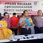 Bongkar Sindikat Narkoba Lintas Provinsi, Polres Minsel Amankan 27 Paket Shabu