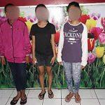 Konsumsi Cap Tikus Campur Obat Batuk, 3 ABG Perempuan Digelandang ke Mapolsek