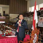 Ajarkan 4 pilar kebangsaan, Gubernur Sulut Olly Dondokambey Jadi Guru