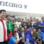Sosialiasikan 4 Pilar, OSO Satukan Dua Kubu Pengurus DPP KNPI