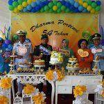 Peringati HUT ke-54, Anggota Dharma Pertiwi Diajak Saling Bantu