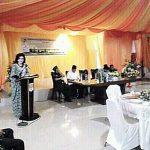 Bupati Tetty Paruntu Buka Puasa Bersama Umat Muslim Minsel