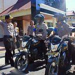 29 Unit anmor Bhabinkamtibmas Patroli Diserahkan Kapolres Minsel
