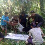 Diduga Jatuh Dari Pohon Kelapa, Rinto Ditemukan Tak Bernyawa