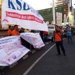 KSBSI gelar Aksi Peduli Korban Bom Surabaya