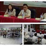 Studi Praktek di RSUP Kandou, Mahasiswa Poltekkes Manado Dibekali BHD Hingga K3RS