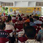 Seminar Outlook Gagas Pembangunan Ekonomi Sangihe