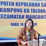 BKKBN Sulut Tingkatkan Kualitas SDM Masyarakat Kepulauan