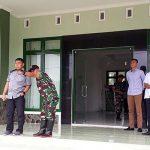 Sambangi Gorontalo, Pangdam XIII/Merdeka Tinjau Pembangunan Korem 133/Nani Wartabone