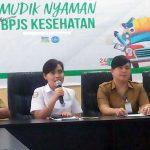 BPJS Kesehatan Manado Jamin Mudik Nyaman Bagi Peserta JKN-KIS