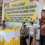 Wakili Minsel, Ini Kata Bupati Minsel Untuk Pemerintah Desa Teep