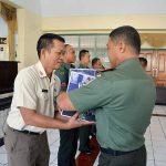 Jelang Liburan, Prajurit dan PNS Korem 131/Santiago Terima Arahan Danrem Joseph