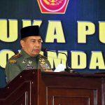 Pangdam XIII/Merdeka Bangga Toleransi Hidup Beragama di Sulut
