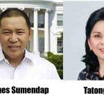 James Sumendap-Vicky Lumentut-Tatong Bara Bakal Terima Penghargaan Bergengsi dari Presiden Jokowi