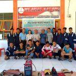 Jurusan Teknik Mesin Politeknik Negeri Manado Gelar Pelatihan Penerapan Teknologi Pengelasan