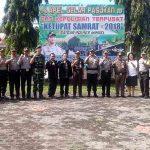 Polres Minsel Gelar Pasukan Ops Ketupat Samrat-2018, Siap Kawal Idul Fitri 1439 H