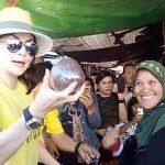 Pantau Harga Sembako Jelang Lebaran, Bupati CEP Sidak Pasar Amurang