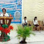 GMIM Imanuel Pinapalangkow Gelar Kebaktian Penyegaran Iman