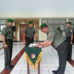 Korem 131/Santiago Sambut Tiga Perwira Baru, Putra Kawanua Jabat Kasrem