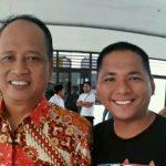 Ketua DPW Gerakan Anti Korupsi Independen Dukung Penuh Rektor Unsrat Terpilih 2018-2022