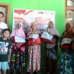 MRI ACT Sulawesi Utara Bagikan Puluhan Paket Ramadhan di Bolmut