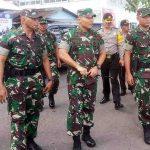 Dandim 1309/Manado Turunkan 150 Personel, Jamin Idul Fitri Aman dan Lancar