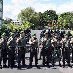 Bantu Tugas Polri, Pangdam XIII/Merdeka Tambah 13 Motor Bagi Timsus Yonif Raider 712/Wiratama