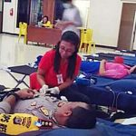 Sambut HUT Bhayangkara, Polres Minsel Gelar Pengobatan Gratis Dan Donor Darah