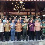 Kompak Dengan TNI, Pangdam Madsuni Apresiasi Gubernur dan Forkopimda Gorontalo