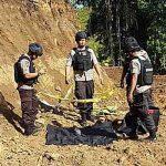 Penemuan Mortir Aktif Hebohkan Warga Lopana