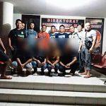 Empat Tersangka Doger Minsel Terciduk di Manado