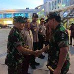 Panglima TNI dan Kapolri Sambangi Kota Palu