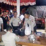Ratusan Polisi jaga Kantor KPUD Mitra, Distribusi logistik Pilkada Rampung