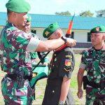 94 Prajurit Tuntaskan Dikjurbaif Abit Dikmaba di Rindam XIII/Merdeka