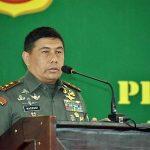 Kunjungi Makorem 131/Santiago, Mayjen TNI Madsuni Ingatkan Ciri Khas Warga Kodam XIII/Merdeka