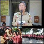 Wabup Wongkar Lepas Peserta PKL/PRAKERIN Siswa SMK N 1 Amurang