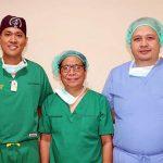 Ahli Saraf Milik RSUP Kandou Sukses Lakukan Tindakan Neurointervensi Perdana di Manado