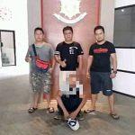 Lari Dari Kejaran Polres Bolmong, DPO Kasus Penganiayaan Ditangkap Polres Minsel