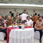 Silaturahmi Dengan KBT, Kasad Pertegas Komitmen Netralitas TNI AD