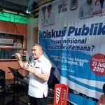 Dua Tahun Kepemimpinan Dirut Fery Keintjem, Pasar Tradisional Semakin Menggeliat